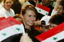 Civil Resistance / First Lady Asmaa' Al Assad