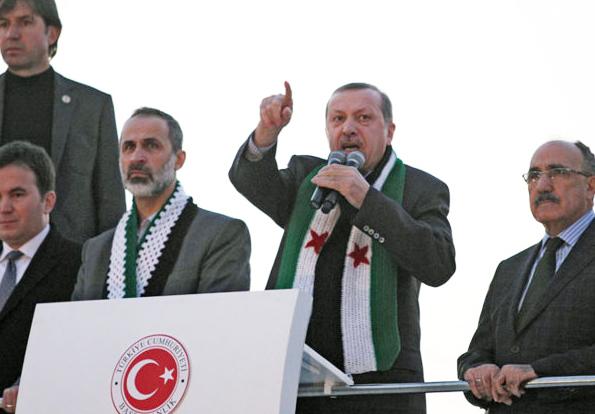 Erdoğan ist eine Marionette der Wahhabiten