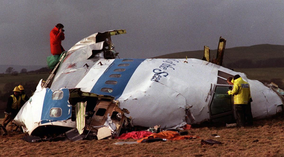 Pan Am Flight 103 bombing investigation