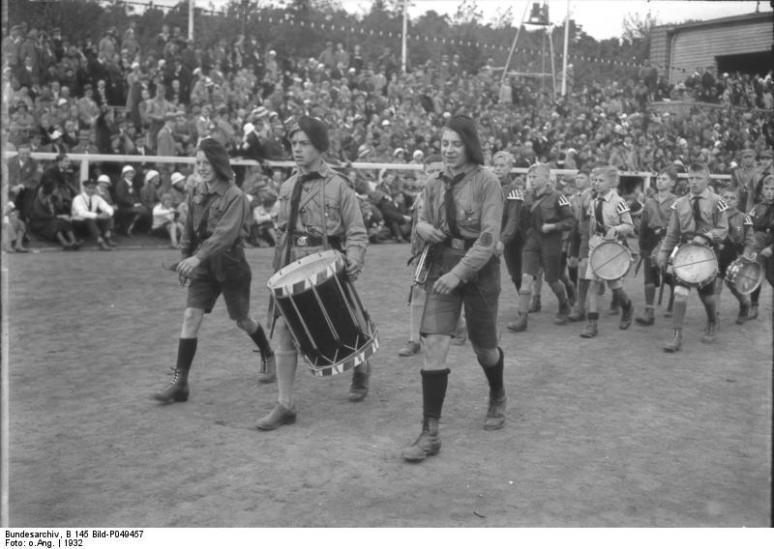 Potsdam, Reichsjugendtag Hitlerjugend