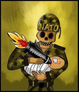 NATO_freedom_is_WAR