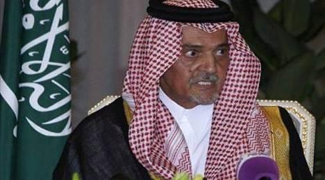 Foreign Minister Prince Saud Al-Faisal