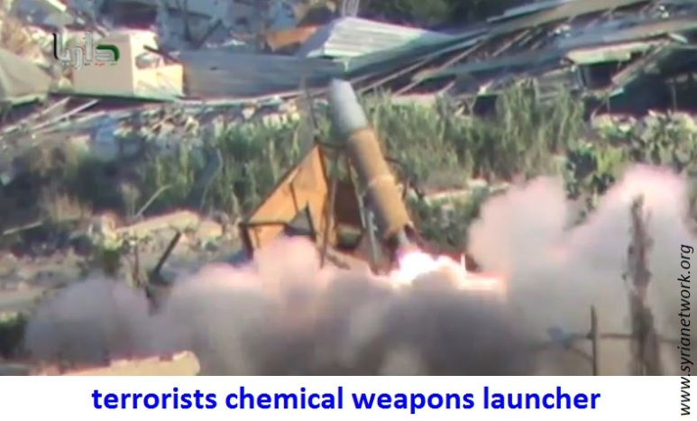 chemical-weapons-launcher-by-takfiri-terrorists