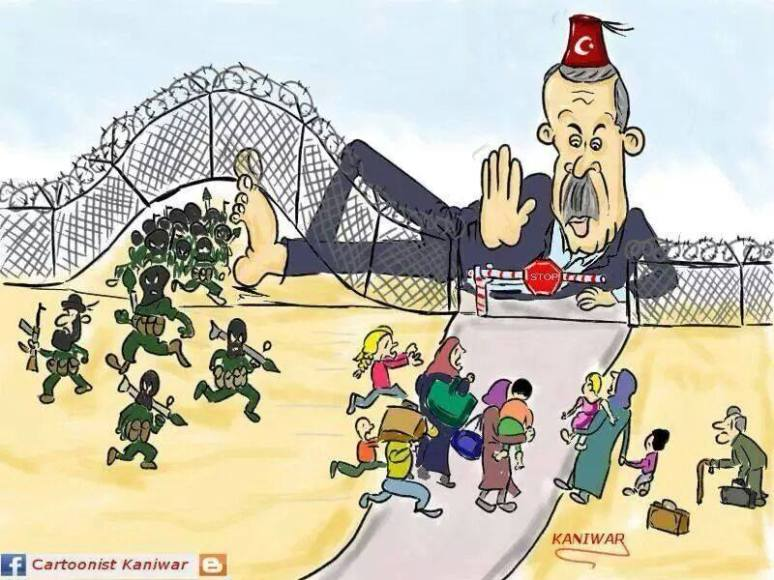 cartoon-erdogan-isis