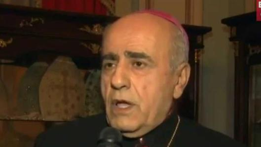 Syrian Catholic Archbishop of Hasakah-Nisibi Jacques Behnan Hindo