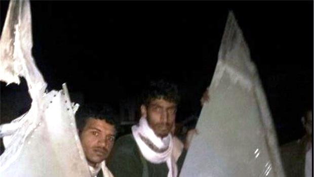 Forces yéménites populaires ont abattu un F-15 Saoudite