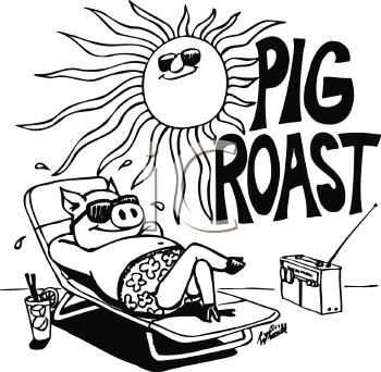 pig-roast-free-clipart-1