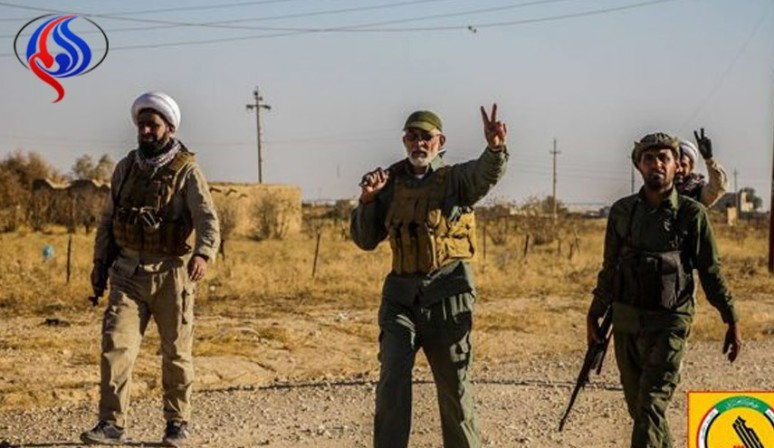 Hashd Al-Shaabi Forces Kill ISIS Emir in Iraq