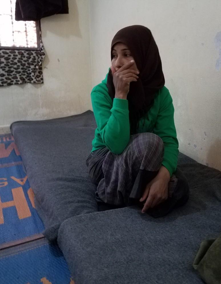 In Horjilleh Sabah al Mushref on Jaysh al Islam cruelty